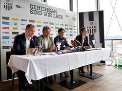 Der neue LASK-Trainer Oliver Glasner kommt zahlreiche Neuverpflichtungen