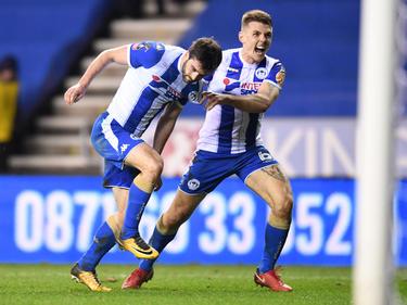 El City sólo dejó al Wigan una ocasión... y acabó en gol. (Foto: Getty)