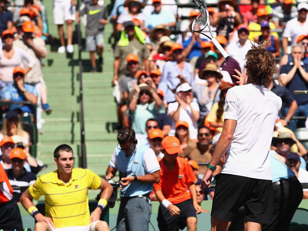 Alexander Zverev verliert das Finale von Miami
