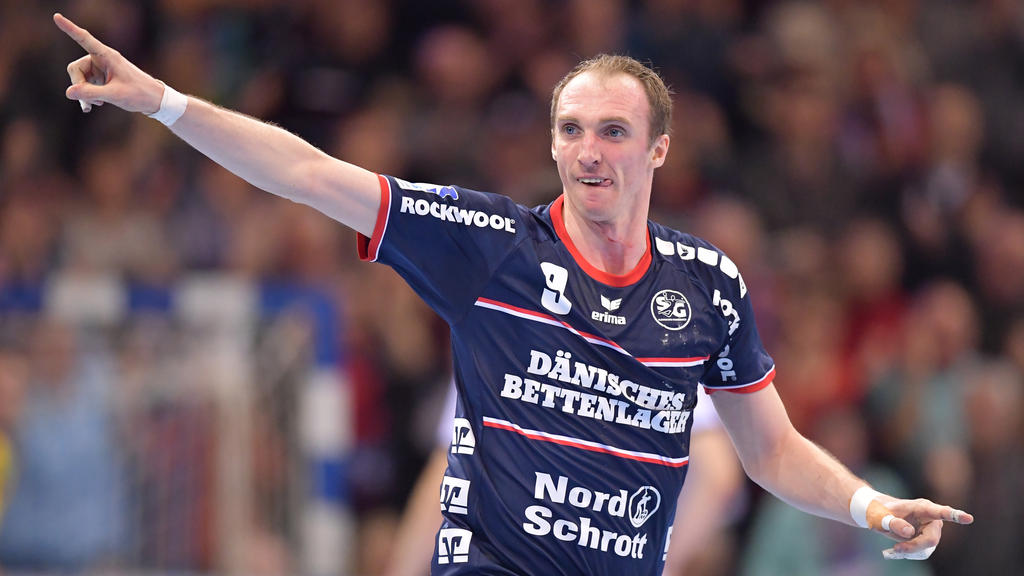 Holger Glandorf hängt noch ein Jahr  bei Flensburg dran