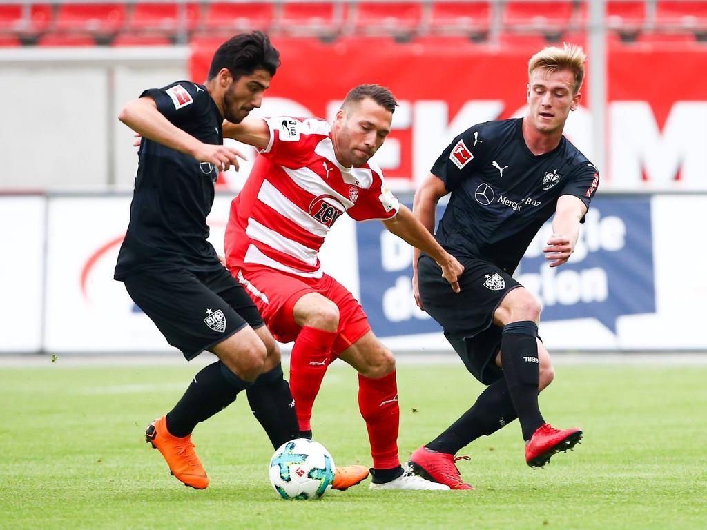 Testsieg für den VfB Stuttgart