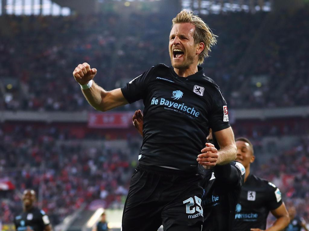Stefan Aigner spielt ab der kommenden Saison für den KFC Uerdingen