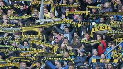 In der Länderspiel Pause ist der BVB zu Gast au dem Aachener Tivoli