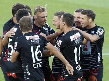 WAC schlug Austria Klagenfurt 4:0