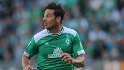 Claudio Pizarro feierte am Mittwoch seinen 40. Geburtstag