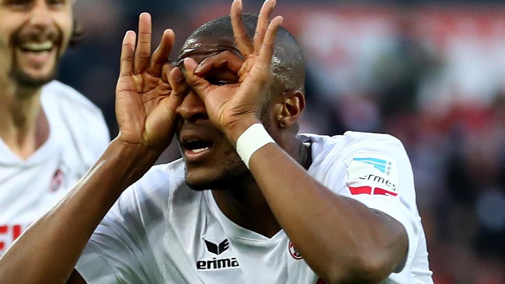 Dem 1. FC Köln lag im Winter 2017 offenbar ein Mega-Angebot für Anthony Modeste vor