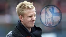 Mike Hanke bescheinigt dem FC Schalke 04 keine rosige Zukunft
