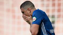 Kyriakos Papadopoulos hat einen Rückschlag erlitten