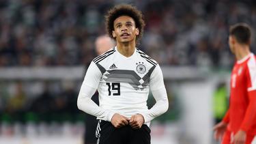 Leroy Sané hat sich angeblich gegen einen Wechsel zum FC Bayern entschieden