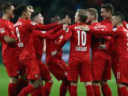 Tras 11 partidos el Leipzig está invicto y suma 27 puntos, 3 más que el Bayern. (Foto: Getty)