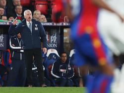 Crystal Palace beendet die Zusammenarbeit mit Pardew
