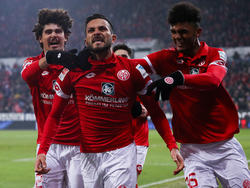 Danny Latza fühlt sich in Mainz sehr wohl