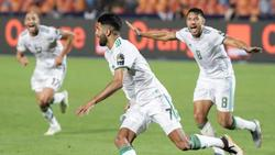 Riyad Mahrez soll Algerien zum Titel führen