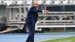Neue Herausforderung für Gian Piero Ventura