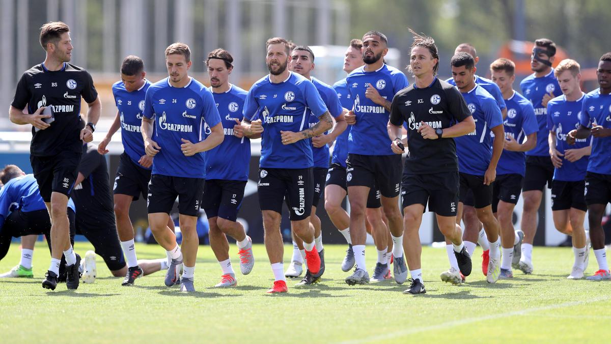 So lange laufen die Verträge der Stars des FC Schalke 04