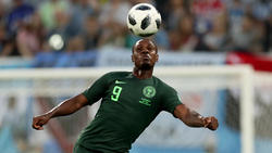 Odion Ighalo traf gegen Kamerun doppelt