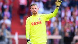 Timo Horn musste mit dem 1. FC Köln schon gegen BVB und FC Bayern spielen