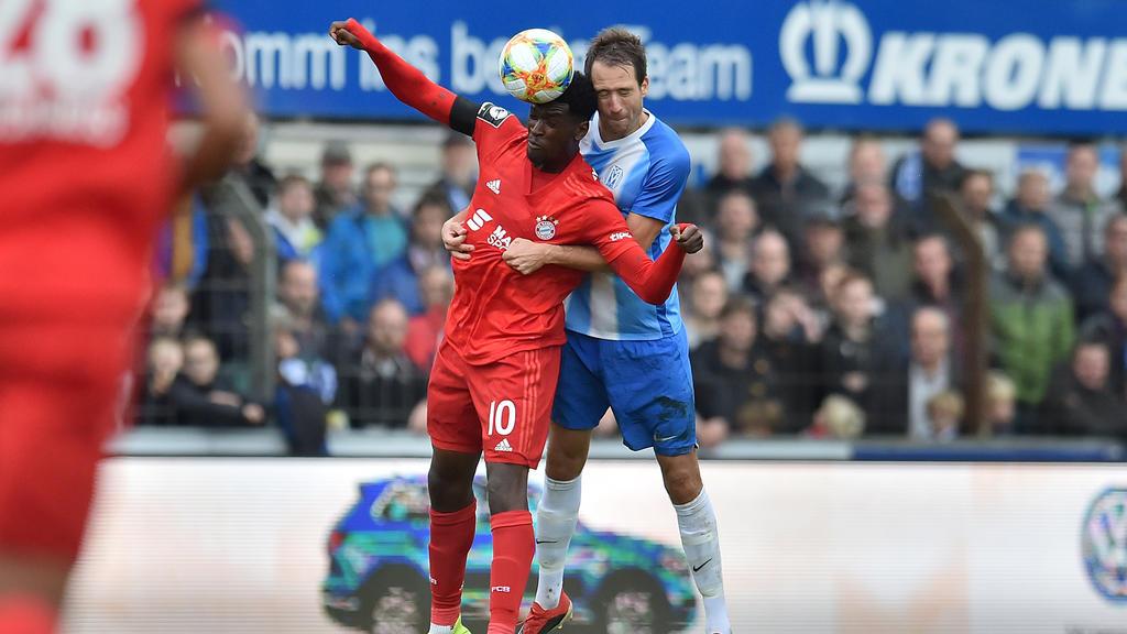 Bittere Niederlage für Kwasi Wriedt und den FC Bayern II