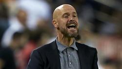 Erik ten Hag wird in dieser Saison nicht mehr Trainer beim FC Bayern
