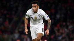 Corentin Tolisso traf bei Frankreichs 2:0-Sieg in Albanien
