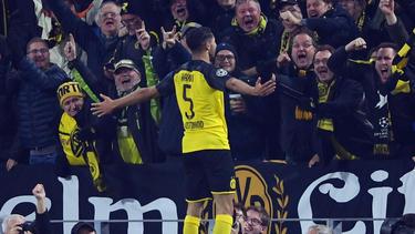 Zählt zu den besten Talenten der Champions League: Achraf Hakimi vom BVB