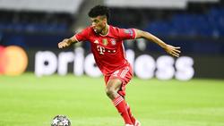 Kingsley Coman trägt beim FC Bayern künftig das Trikot mit der Nummer 11