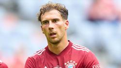 Leon Goretzkas Vertrag beim FC Bayern läuft im kommenden Sommer aus