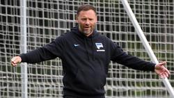 Pál Dárdai muss mit Hertha BSC beim SV Meppen antreten
