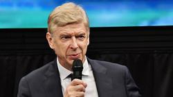 Erntet viel Kritik für seine WM-Pläne: FIFA-Berater Arsène Wenger