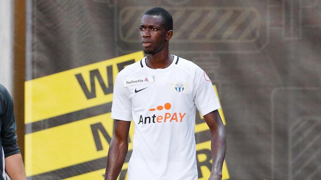 Assan Ceesay verstärkt den VfL Osnabrück