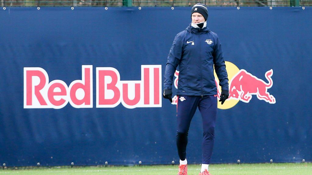 Kein Mann großer Töne: RB-CoachJulian Nagelsmann