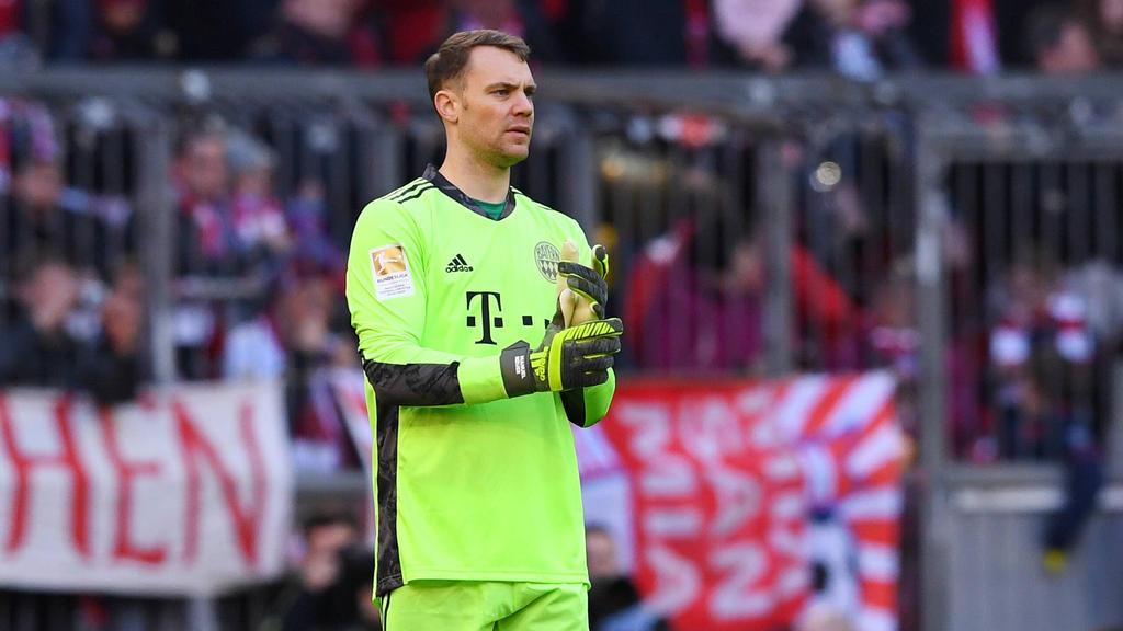 Manuel Neuer will wohl beim FC Bayern verlängern