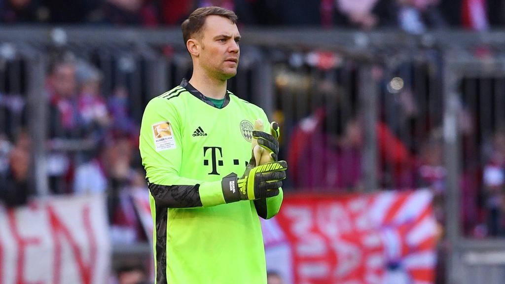 Manuel Neuer fordert offenbar eine saftige Gehaltserhöhung vom FC Bayern