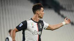 Ronaldo en una imagen de archivo.