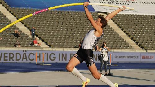 Armand Duplantis ist neuer Weltrekord-Halter im Stabhochsprung
