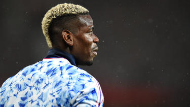 Erwägt keinen Rücktritt aus der Équipe Tricolore: Paul Pogba
