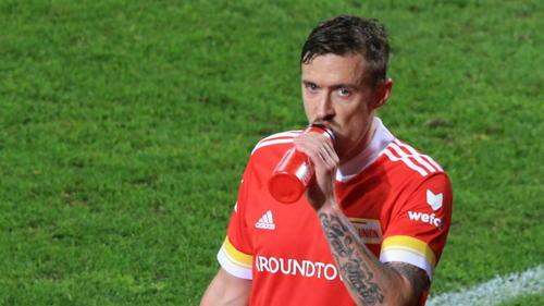 Max Kruse steht beim 1. FC Union Berlin unter Vertrag