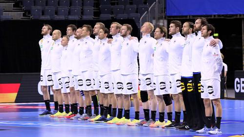 Bei den deutschen Handballern gab es bei der WM keinen Corona-Fall