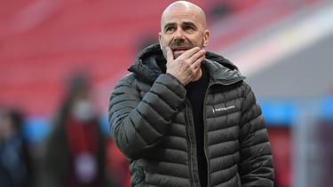 Ex-BVB-Coach Peter Bosz droht das Aus bei Bayer Leverkusen
