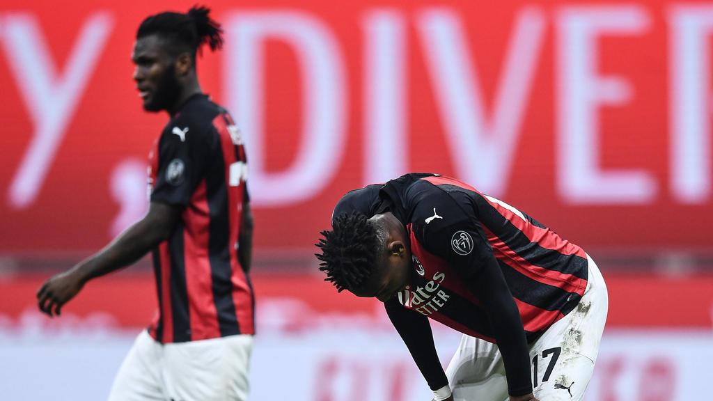 Milan ließ wichtige Punkte liegen