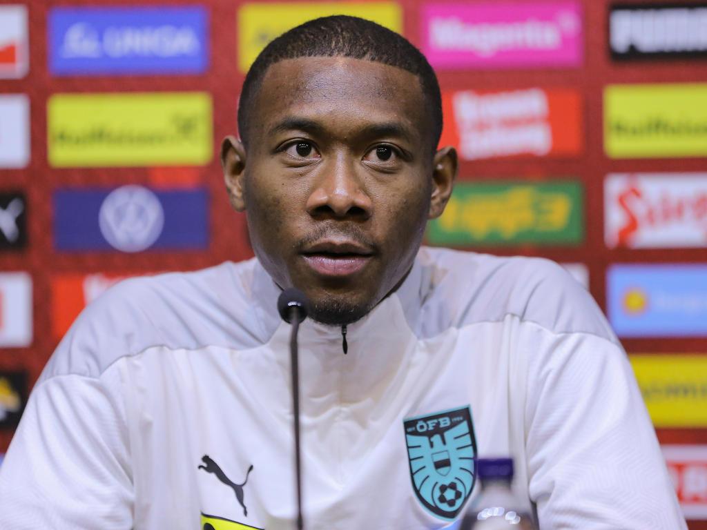 Alaba blickt bereits zur WM 2022 in Katar