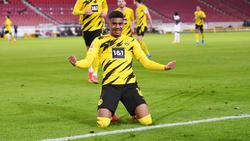 Shootingstar beim BVB: Ansgar Knauff