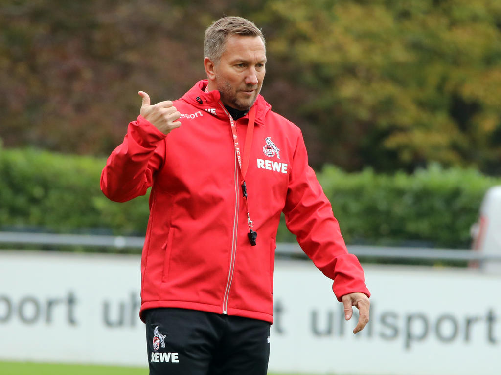 Manfred Schmid wird den 1. FC Köln wohl verlassen