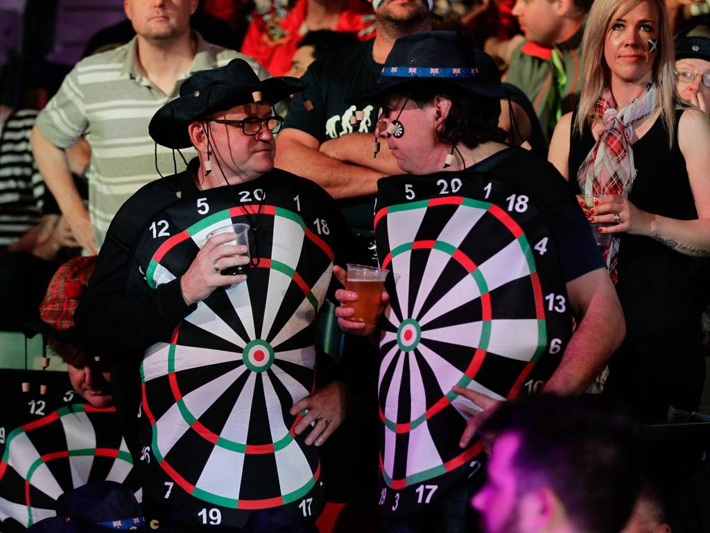 darts wm ally pally