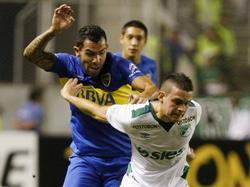 Boca kam bei Deportivo Cali nicht über ein 0:0 hinaus