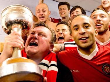 FC United of Manchester schafft erneuten Aufstieg
