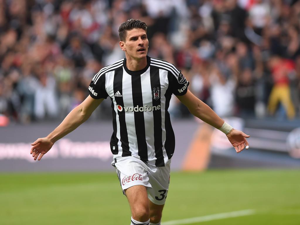 Mario Gomez steuert mit Beşiktaş auf die Meisterschaft zu