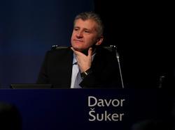 Davor Šuker könnte die UEFA aus der Krise führen