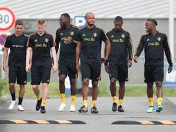 Belgiens Starensemble zählt zu den WM-Favoriten