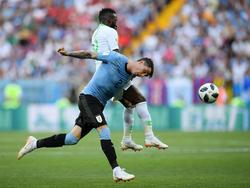 Erzielte einen Treffer bei der WM: Uruguays José María Giménez